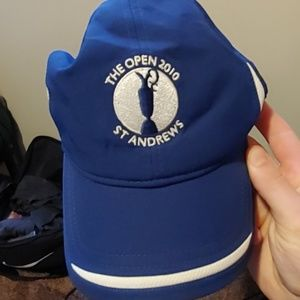 British Open 2010 St. Andrews Golf Hat